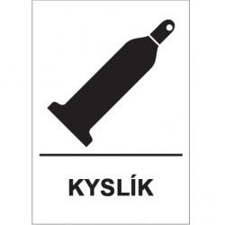 Kyslík 50L - 200 bar
