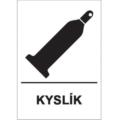 Kyslík 40L - 150 bar