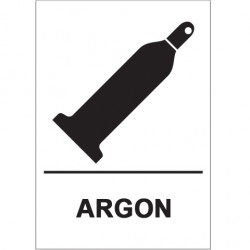 Argon 50l - 200 bar