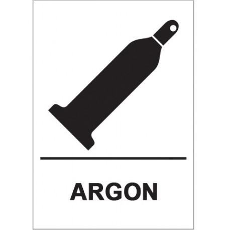 Argon 50l - 200 bar