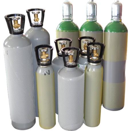 Svařovací směs (82%AR+18%CO2) 50L - 200 bar